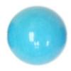 Turquonite Stabilized 9mm Round Bead Semi-Precious